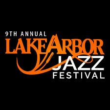 Lake Arbor Jazz Festival logo