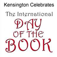 Kensington Day of the Book Festival Logo