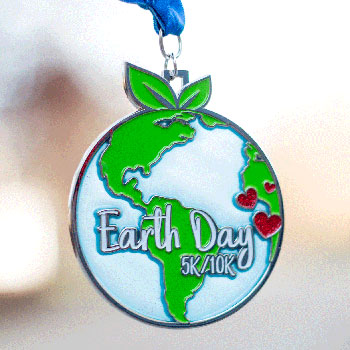Earth Day Medal