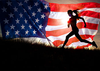 Run to Remember Memorial Day 5K logo