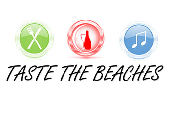Taste the Beaches Logo