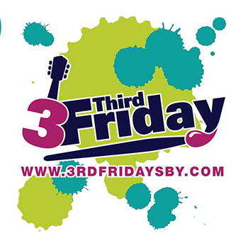 3rd Friday Salisbury Logo