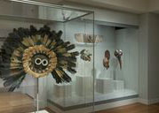Beyond Flight Birds in African Art Exhibit at BMA