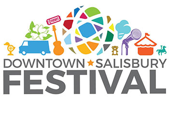 Downtown SBY Festival Event Logo