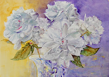 Artist Patty Mowell
