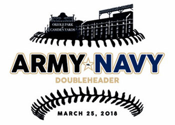 Army - Navy Baseball poster