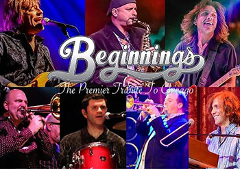 Beginnings The Premier Chicago Tribute