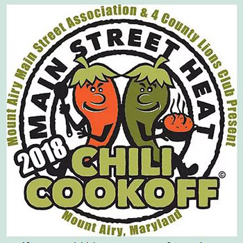 Main Street Heat Logo for 2018