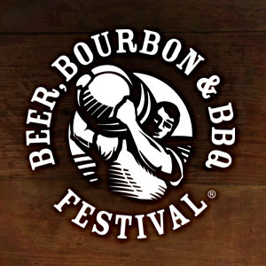 Beer, Bourbon And BBQ Festival logo
