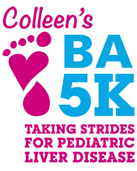 Charity 5K run and 1 mile walk Logo