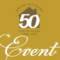 St. Ambrose Housing Aid - 50th Anniversary Gala Flyer
