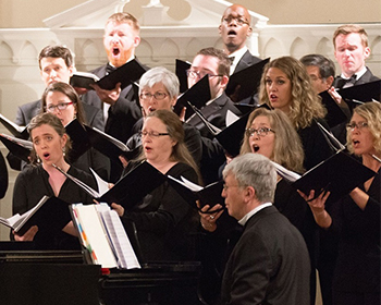 Handel Choir of Baltimore Performing