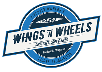 AOPA Wings n Wheels Festival Logo