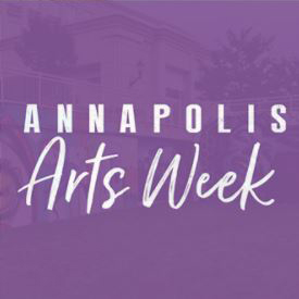 Annapolis Arts Week Logo