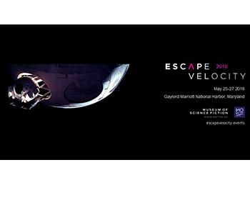 Escape Velocity 2018 Poster