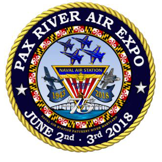 NAS Patuxent River Air Expo's logo