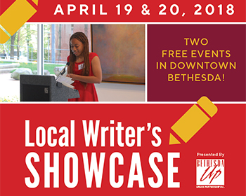 Local Writer's Showcase Poster