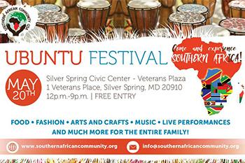 Ubuntu Festival Flyer