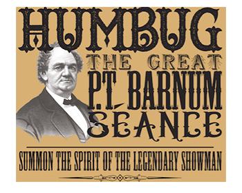 HUMBUG Seance Poster