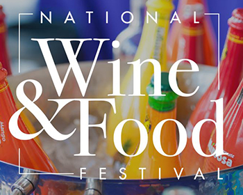 National Wine & Food Festival Logo