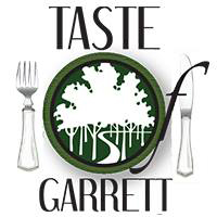 Taste Garrett Logo
