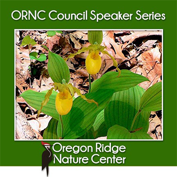 ORNC Council Speaker Series – Orchids in MD poster