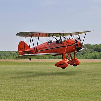 1930 WACO Biplane