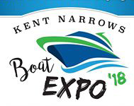 Kent Narrows Boat Expo Logo