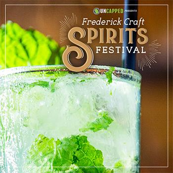 Frederick Craft Spirits Festival Poster