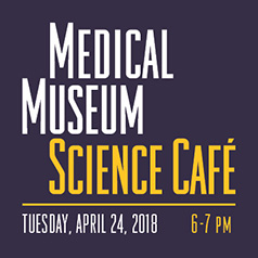 Medical Museum Science Cafe Logo