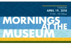 Mornings at the Museum Logo