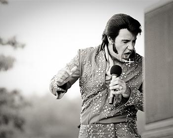 Jesse Garron's Elvis