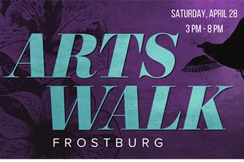 Frostburg Arts Walk Poster