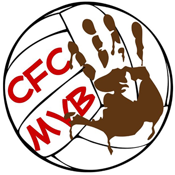 CFC MUDD Volleyball Logo