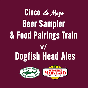 Dogfish Head Craft Beer Train Sign
