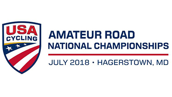 USA Cycling National Championships Logo