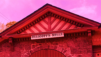 B & O Ellicott City Station