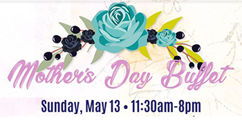 Mother's Day Buffet Logo