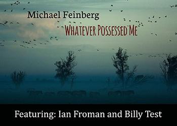 Michael Feinberg's Whatever Possessed Me Album