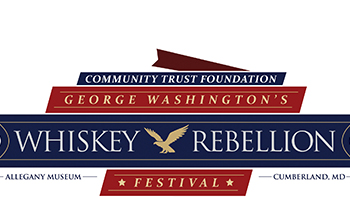 George Washington's Whiskey Rebellion Logo