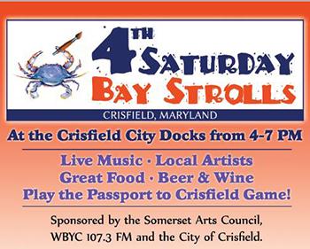 Bay Stroll poster