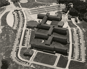 AEC Germantown's campus, circa 1958