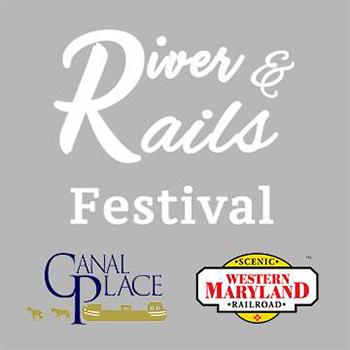 River & Rails Festival Logo