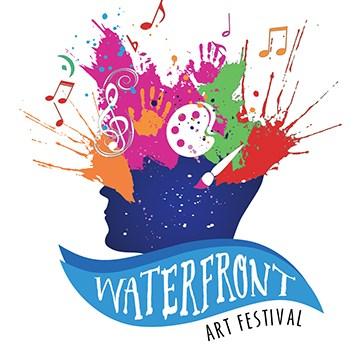 Waterfront Art Festival logo