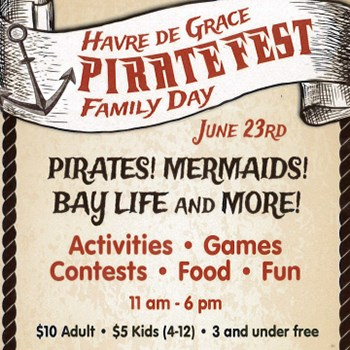 Pirate Fest Poster
