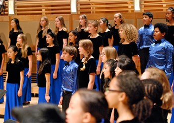 Strathmore Children's Chorus