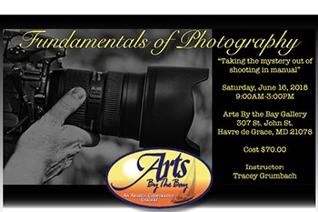 Fundamentals of Photography flyer