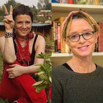 Eve Ensler and Anne Lamott