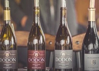 Dodon Vineyards Wine Bottles