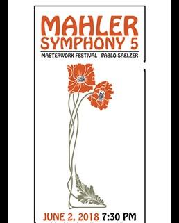 Avanti Masterwork Festival Orchestra Poster